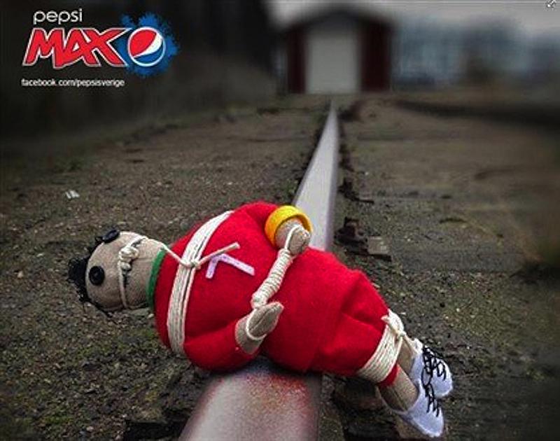 Pepsi Voodoo Doll