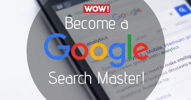 9 advanced Google Search Tips