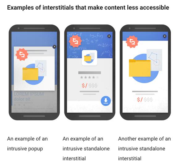 Bad Google Interstitial Ads