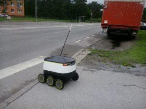 Starship robot