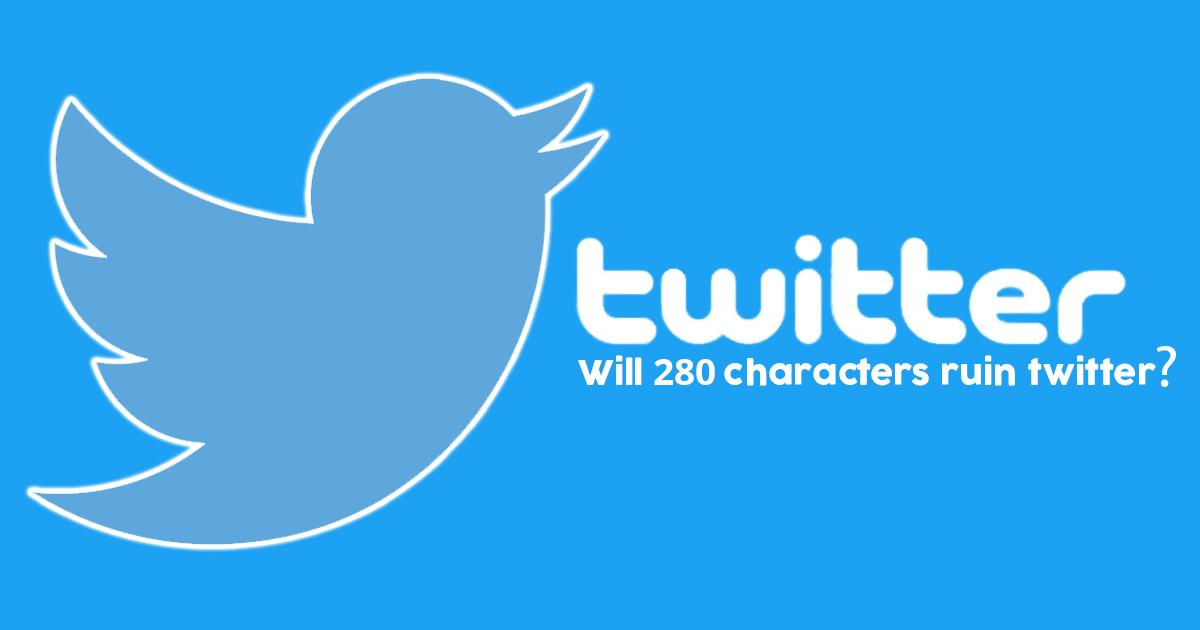 Twitter 280 Character Tweets