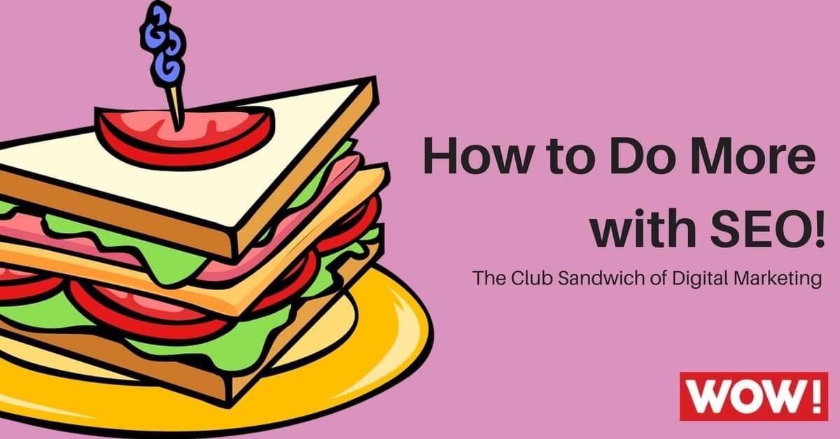 An image of a cartoon Club Sandwich